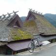 京都旧美山町のかやぶきの里